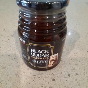 黒糖しょうが & オーブン掃除