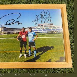 【2020/06/29締切】:川崎フロンターレ中村憲剛選手の直筆サイン入り写真が当たる!