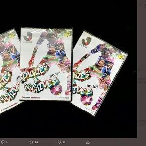 【2020/07/11締切】:Jリーグ オフィシャルDVD「Jリーグメモリーズ&アーカイブス」が当たる!