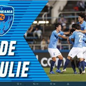 【2020/09/30締切】:横浜FCのベストゴールに選ばれた選手のサインボールが当たる!