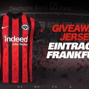 【2021/06/15締切】:フランクフルトの全選手サイン入りユニフォームが当たる!