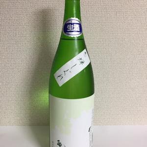 家呑み-亀の海 蝉しぐれ 純米吟醸 生酒
