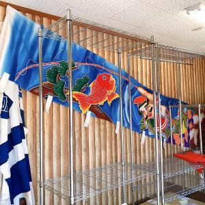 3月28日 穂高神社境内 御船会館1階「あづみ野バザール穂高神社店」OPENです。