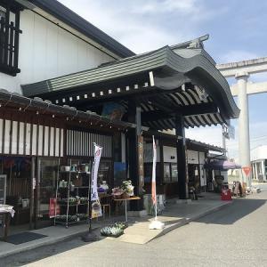 「あづみ野バザール穂高神社店」オープン出来ました。7年目を迎え新たなスタートです。