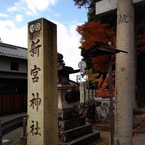 滋賀県『信楽焼 窯元散策 その2 新宮神社』が2019.11.16)