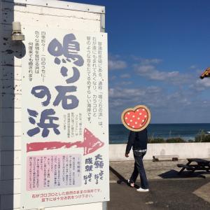 旅行二日目⑥ 鳥取県『鳴り石の浜と魚料理の海さん』(2020.10.25)