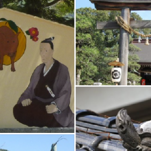 平成最後のツーリング 西日本2850Km ㉘ 山陰・寄り道三昧 長門 萩:松陰神社から津和野 石見銀山から出雲の国へ