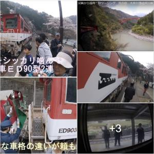 アプト式のラックとピニオン 大井川鐡道井川線 驚愕の絶景を行く『トロッコ列車』 🚋
