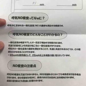 2019年11月7日の練習☆夜ラン