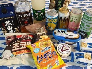 リモート飲み会 (日本で勤めていたときの会社の方々と) in 2020年8月