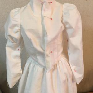 ロサ・パルティさんのオーダードレス