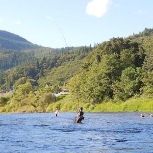 そしてまたまた米代川