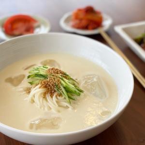 大豆麺 コングクス