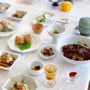 秋の韓国料理教室