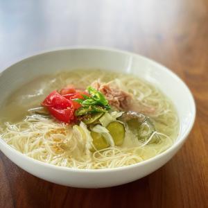 水キムチ麺