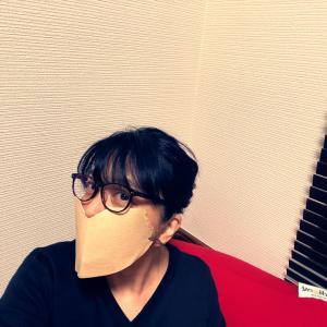 お客様から施術中のマスク着用の申し出が増えていますね!