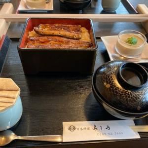 日本料理 みしま うな重