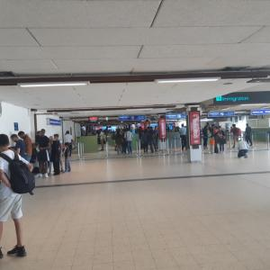モルディブ旅行記②ヴェラナ空港(マーレ)からアナンタラのスピードボートへ
