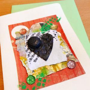 鉄婚式記念のカード