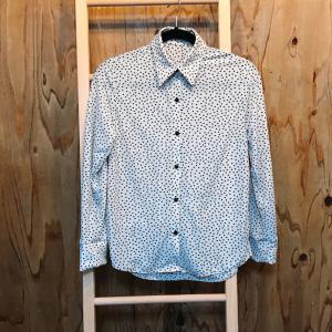 上級 C12 台襟付きシャツ