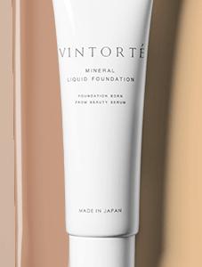 カバー力・保湿力に優れた美容液成分91%以上のスキンケアファンデ『美容液ミネラルリキッドファンデーション』