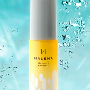 高純度エイジングケア美容液。Wタラソ幹細胞配合【HALENA オーガニックエッセンス】