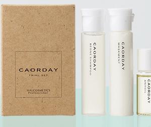 美容師が作る香水のいらないヘアケア【Caorday(カオルデイ)】トライアルセット