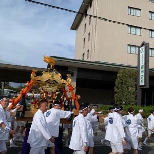 花園 今宮神社お祭り