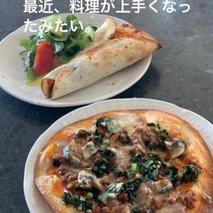 Vol.123 弘美さん,料理の秋♪【プライベート追っかけ記事】