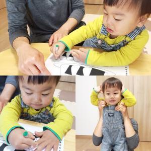【教室日記*リトミック】1歳児さんリトミック♫