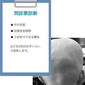 汎発性脱毛症、9歳女子の問診票診断。
