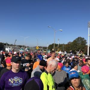 TCS New York City Marathon ③