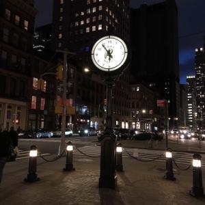 ニューヨーク トライベッカのROXY HOTEL