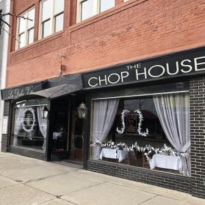 アナーバー のステーキハウス THE CHOP HOUSE でバースデーディスカウント