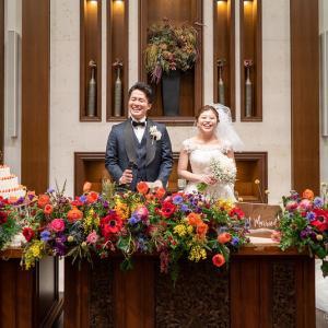 SHUHEI & AIMI Wedding(披露宴編①)