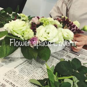 お花に触れる時間 in Kyoto