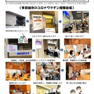 高橋東二区町内会新聞108号(令和3年6月号)