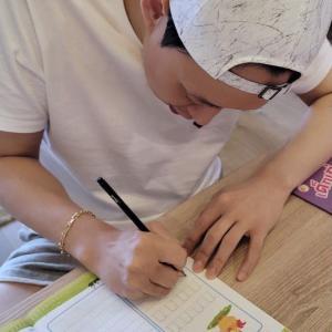 タイ語を学ぶユチョン