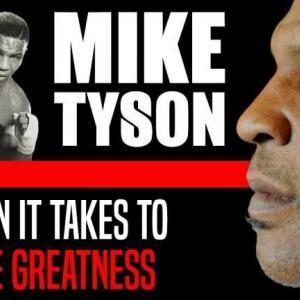 ◆元3団体統一世界ヘビー級王者マイク・タイソンのミット打ちに驚きの声!/特別編/No.1060