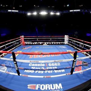 ◆各国ボクシング再開情報!/No.1064