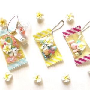 【募集開始】5/30(木)好きなパーツを選んで☆キャンディバッグチャームWS×英語リトミック