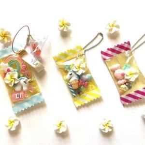 【募集予告】5/30(木)好きなパーツを選んで☆キャンディバッグチャームWS×英語リトミック