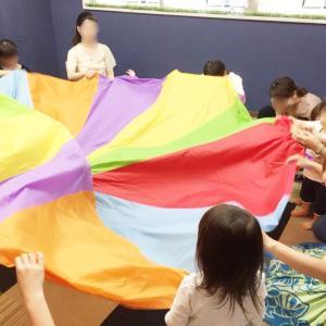 【残席2組】7/18(木)は江古田で常夏ハワイアンリトミック☆