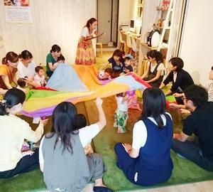 7/30(火)夏休みでも常夏ハワイアンリトミック☆十条クラス
