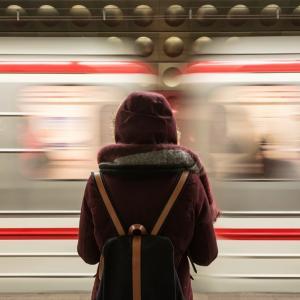 Le train du soir  (夕暮れの列車)ラファエルとポム:歌と訳詞
