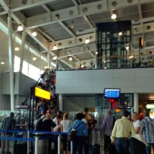 最近のジュリアナ空港