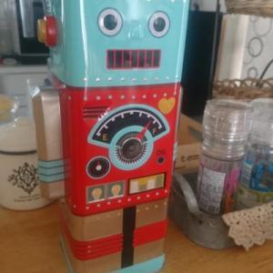 コストコ購入!かわいいロボットパッケージのキャンディ