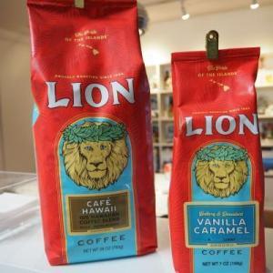 やっぱり買うよね!このパッケージ!コストコ購入ライオンコーヒー!!