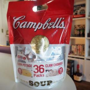 コストコ購入!お気に入りのキャンベルのインスタントスープ!!
