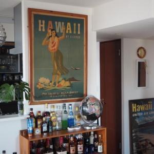パンナム40年代~50年代のポスターでノスタルジックハワイを感じよう!!